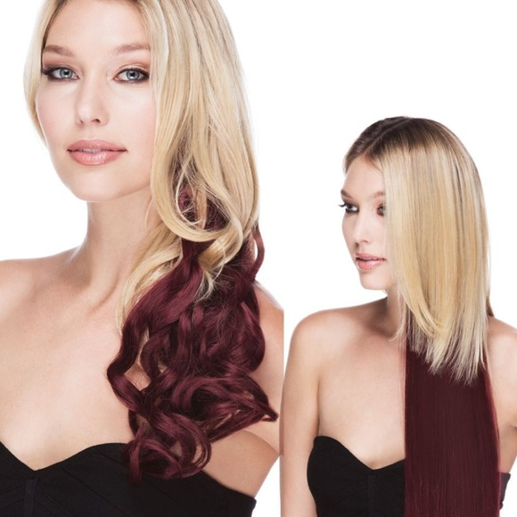 Blush Hair Extensions Accessories New Clip In Hair Extensions